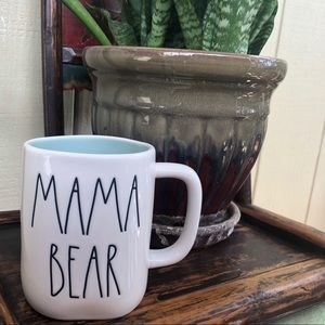 Rae Dunn Double Sided Mama Bear Mug